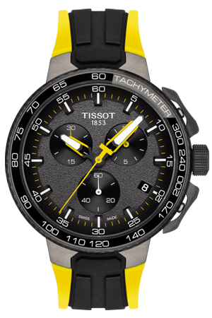 Tissot T-Race Cycling Tour de France Special Edition