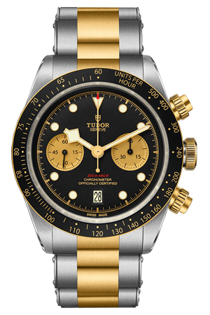 Tudor - Black Bay Chrono S&G