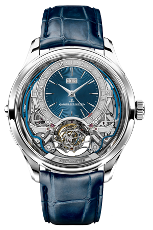 Jaeger-LeCoultre - Master Grande Tradition